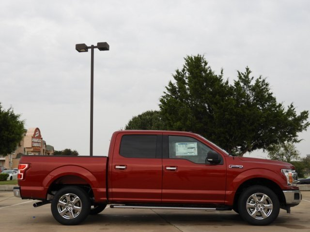 2018 F-150 SuperCrew Cab,  Pickup #JKC21177 - photo 4