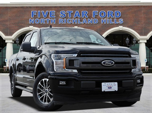 2018 F-150 Crew Cab Pickup #JKC21191 - photo 1
