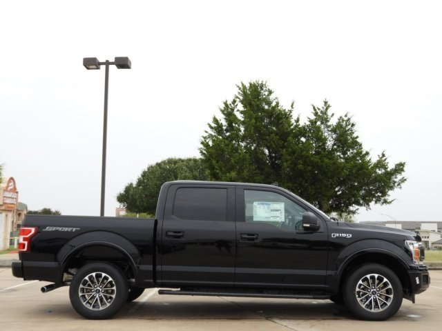 2018 F-150 Crew Cab Pickup #JKC21191 - photo 4
