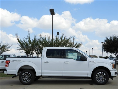 2018 F-150 Crew Cab Pickup #JKC21192 - photo 4