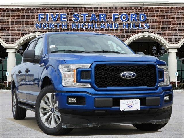 2018 F-150 SuperCrew Cab, Pickup #JKC21210 - photo 1