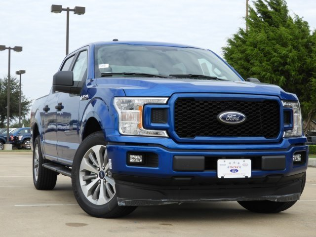 2018 F-150 SuperCrew Cab, Pickup #JKC21210 - photo 3