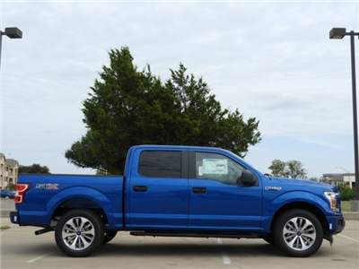 2018 F-150 SuperCrew Cab, Pickup #JKC21210 - photo 5