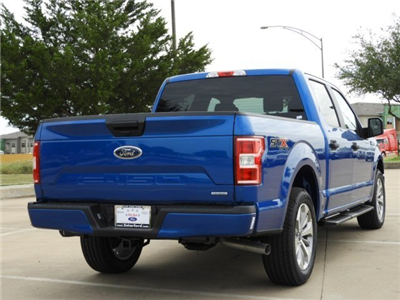 2018 F-150 SuperCrew Cab, Pickup #JKC21210 - photo 2