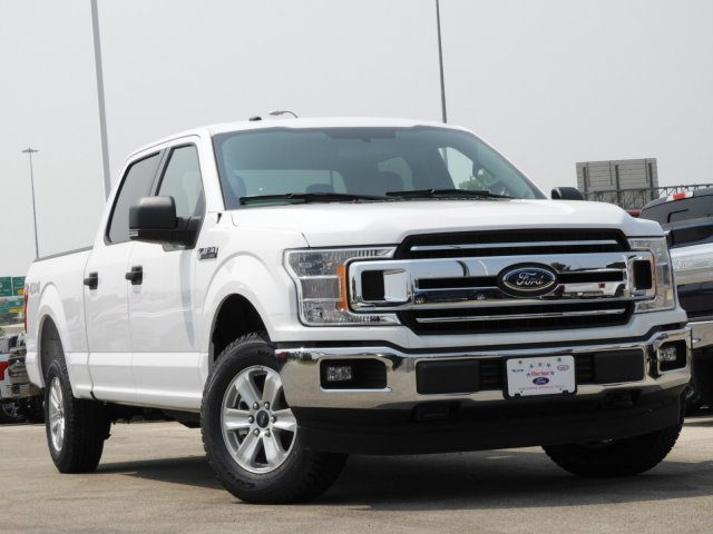 2018 F-150 SuperCrew Cab 4x4,  Pickup #JKC28933 - photo 4