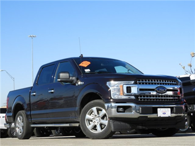 2018 F-150 Crew Cab Pickup #JKC32268 - photo 3