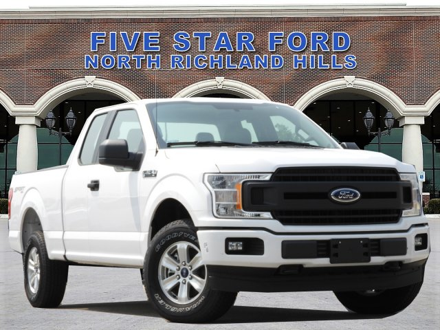 2018 F-150 Super Cab 4x4,  Pickup #JKC33316 - photo 1