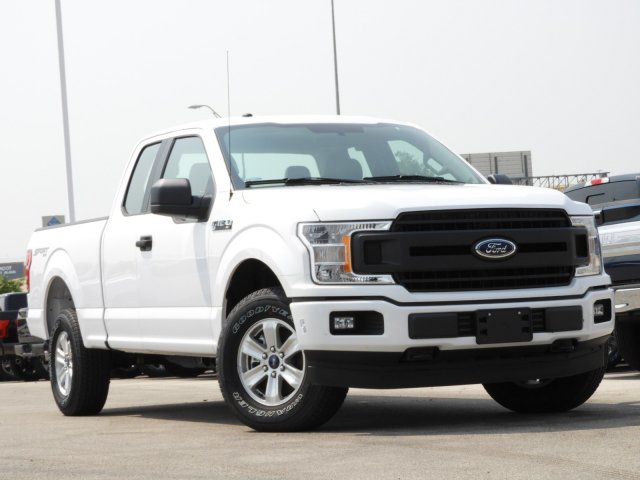 2018 F-150 Super Cab 4x4,  Pickup #JKC33316 - photo 4