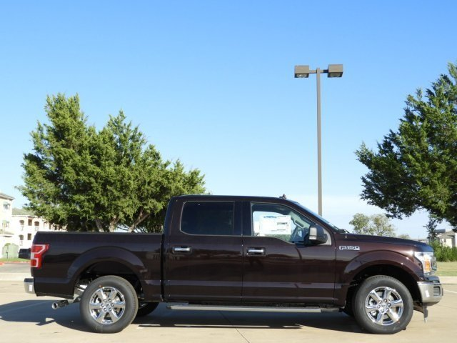 2018 F-150 Crew Cab Pickup #JKC39559 - photo 4