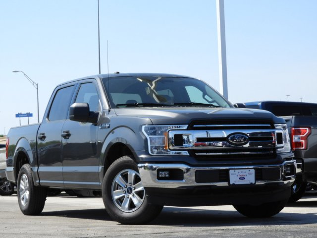 2018 F-150 SuperCrew Cab, Pickup #JKC48924 - photo 3