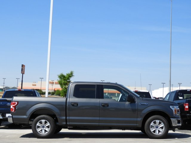 2018 F-150 SuperCrew Cab, Pickup #JKC48924 - photo 5