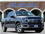 2018 F-150 SuperCrew Cab, Pickup #JKC48924 - photo 1