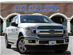 2018 F-150 SuperCrew Cab, Pickup #JKC61646 - photo 1