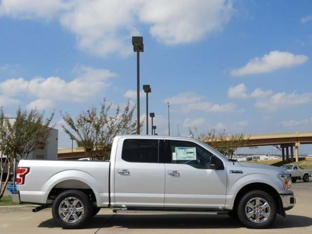 2018 F-150 SuperCrew Cab, Pickup #JKC61647 - photo 4