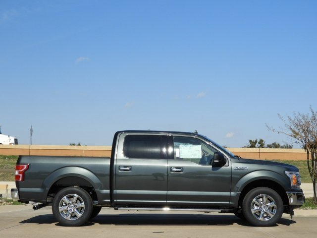 2018 F-150 SuperCrew Cab, Pickup #JKC61672 - photo 4