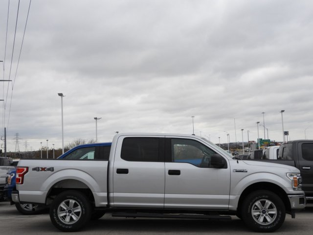 2018 F-150 SuperCrew Cab 4x4,  Pickup #JKC68871 - photo 4