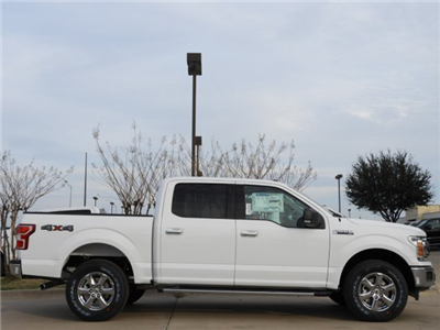 2018 F-150 SuperCrew Cab 4x4,  Pickup #JKC88819 - photo 4