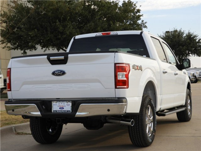 2018 F-150 SuperCrew Cab 4x4,  Pickup #JKC88819 - photo 2