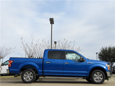 2018 F-150 SuperCrew Cab,  Pickup #JKC92491 - photo 5