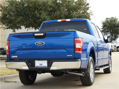 2018 F-150 SuperCrew Cab,  Pickup #JKC92491 - photo 2