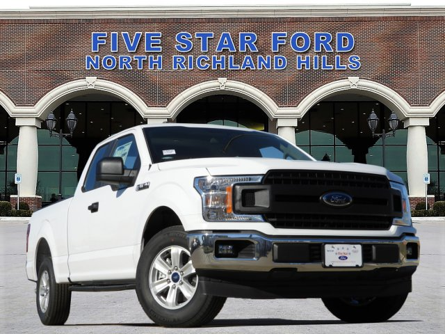 2018 F-150 Super Cab,  Pickup #JKD02815 - photo 1