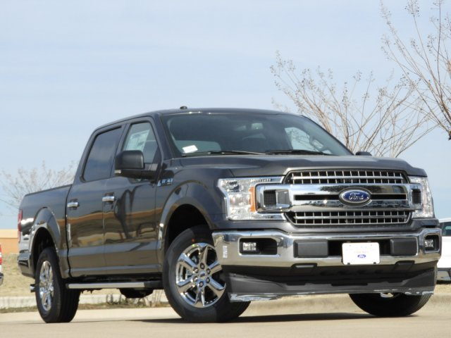 2018 F-150 SuperCrew Cab 4x2,  Pickup #JKD16449 - photo 3