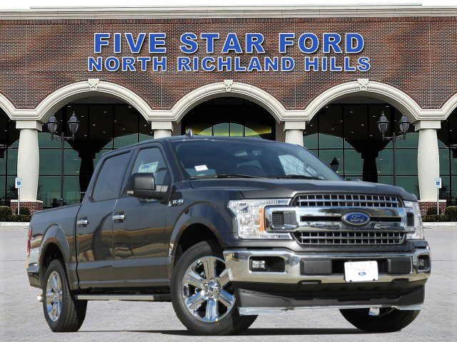 2018 F-150 SuperCrew Cab 4x2,  Pickup #JKD16449 - photo 26