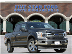 2018 F-150 SuperCrew Cab 4x2,  Pickup #JKD16449 - photo 1