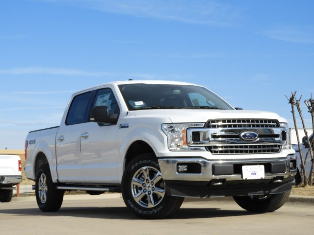 2018 F-150 SuperCrew Cab 4x4,  Pickup #JKD47053 - photo 3