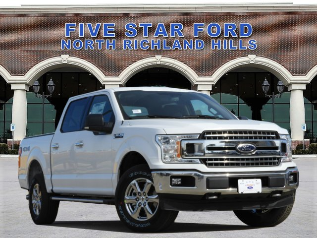 2018 F-150 SuperCrew Cab 4x4,  Pickup #JKD47053 - photo 1
