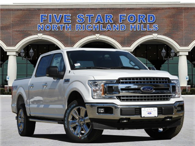 2018 F-150 SuperCrew Cab 4x4,  Pickup #JKD47053 - photo 17