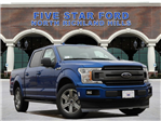 2018 F-150 SuperCrew Cab 4x2,  Pickup #JKD52476 - photo 1