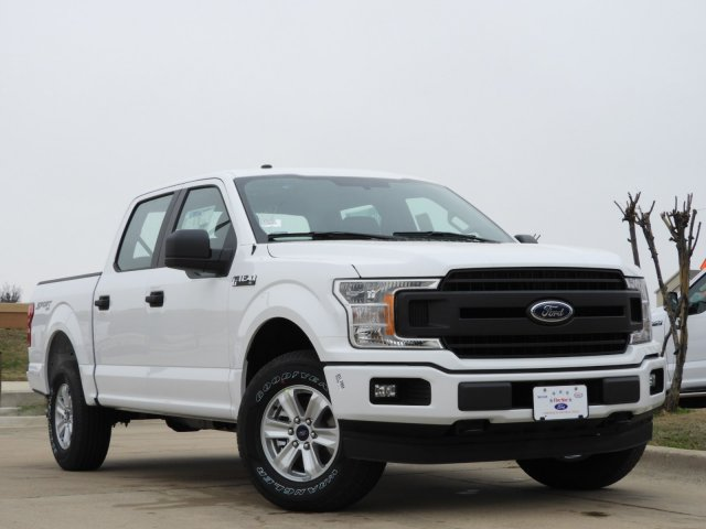 2018 F-150 SuperCrew Cab 4x4,  Pickup #JKD60528 - photo 3