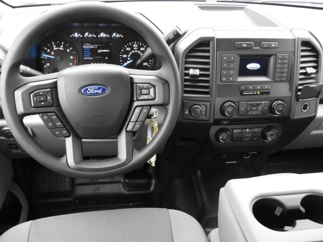 2018 F-150 SuperCrew Cab 4x4,  Pickup #JKD60528 - photo 7