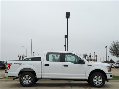 2018 F-150 SuperCrew Cab 4x4,  Pickup #JKD60528 - photo 5