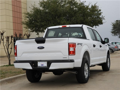 2018 F-150 SuperCrew Cab 4x4,  Pickup #JKD60528 - photo 2