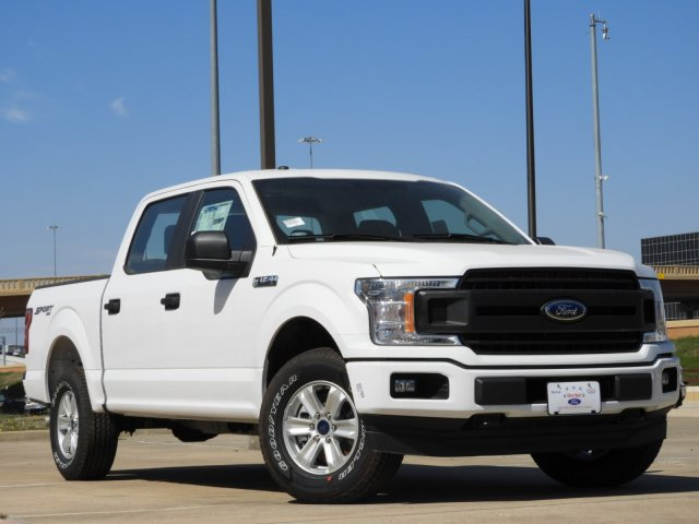 2018 F-150 SuperCrew Cab 4x4,  Pickup #JKD60530 - photo 3