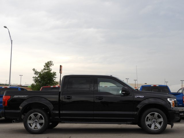 2018 F-150 SuperCrew Cab 4x2,  Pickup #JKE06349 - photo 5