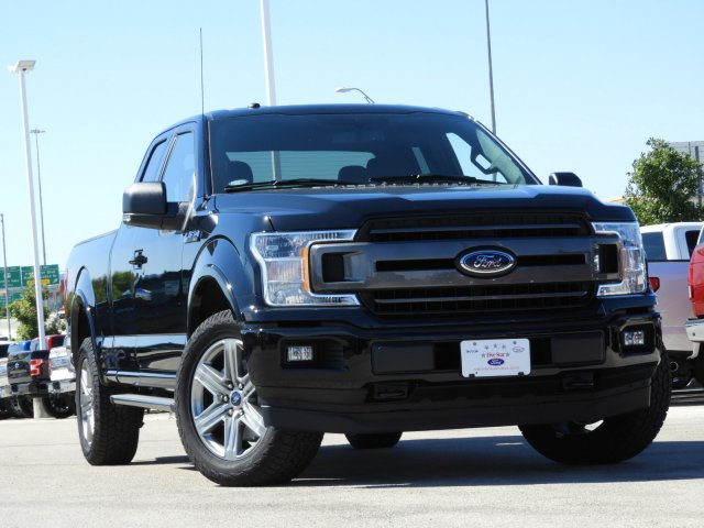 2018 F-150 Super Cab 4x4,  Pickup #JKE13768 - photo 4