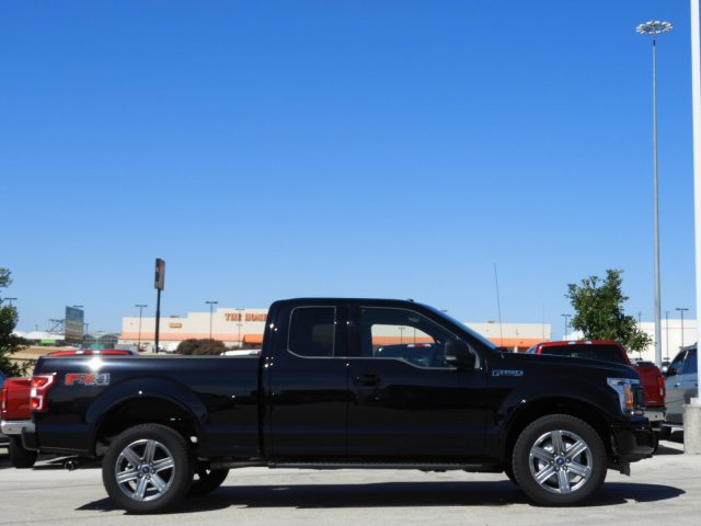 2018 F-150 Super Cab 4x4,  Pickup #JKE13768 - photo 3