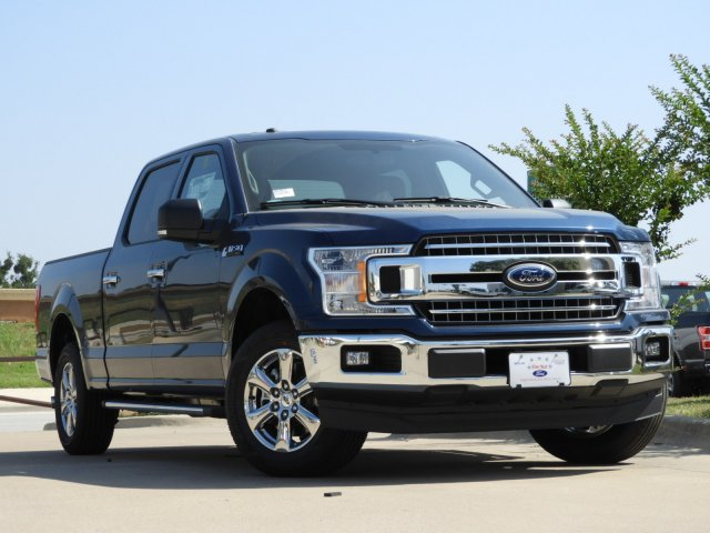 2018 F-150 SuperCrew Cab 4x2,  Pickup #JKE35812 - photo 3