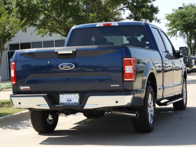 2018 F-150 SuperCrew Cab 4x2,  Pickup #JKE35812 - photo 2