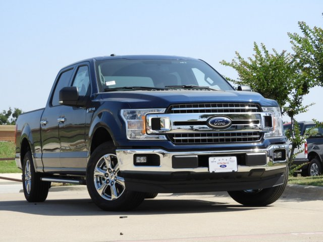 2018 F-150 SuperCrew Cab 4x2,  Pickup #JKE35814 - photo 3