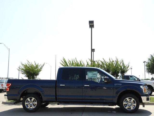 2018 F-150 SuperCrew Cab 4x2,  Pickup #JKE35814 - photo 5