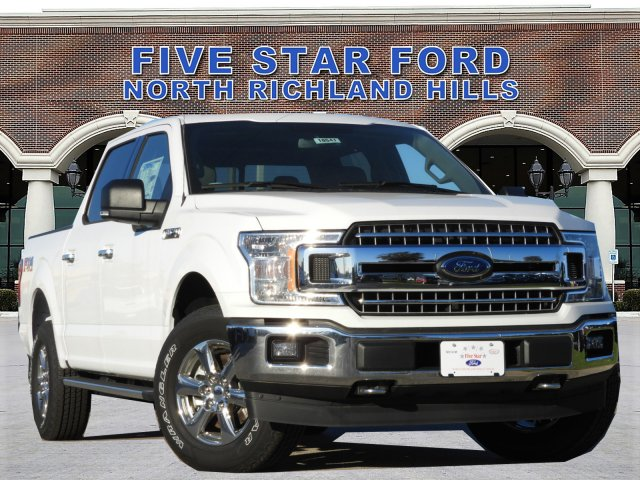 2018 F-150 SuperCrew Cab 4x4,  Pickup #JKE36185 - photo 1