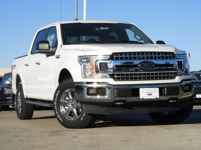 2018 F-150 SuperCrew Cab 4x4,  Pickup #JKE36185 - photo 3
