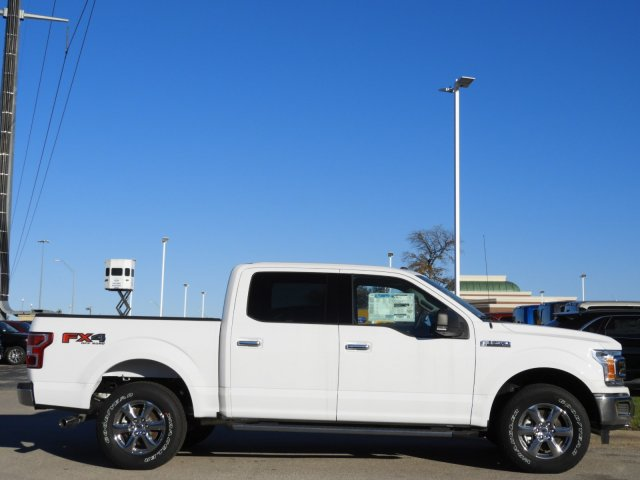 2018 F-150 SuperCrew Cab 4x4,  Pickup #JKE36185 - photo 5