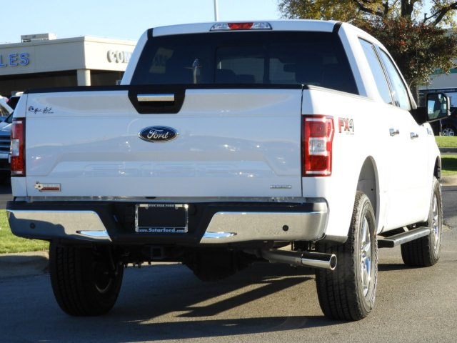 2018 F-150 SuperCrew Cab 4x4,  Pickup #JKE36185 - photo 2
