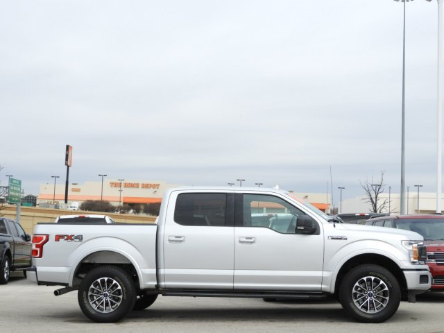 2018 F-150 SuperCrew Cab 4x4,  Pickup #JKE75453 - photo 3