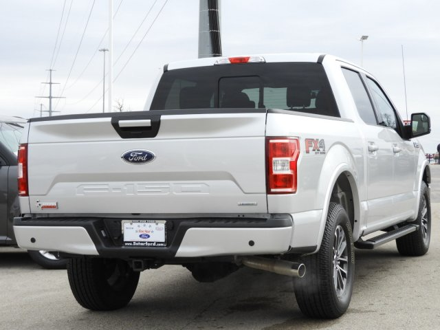 2018 F-150 SuperCrew Cab 4x4,  Pickup #JKE75453 - photo 2